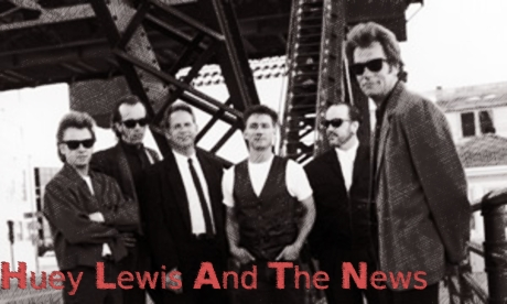 huey lewis and the news, the power of love