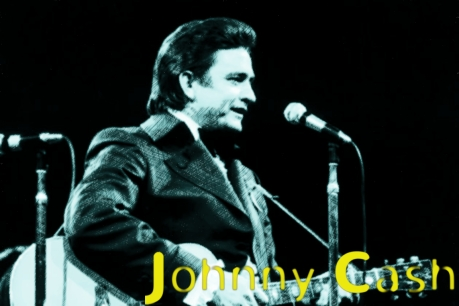 johnny cash, podast