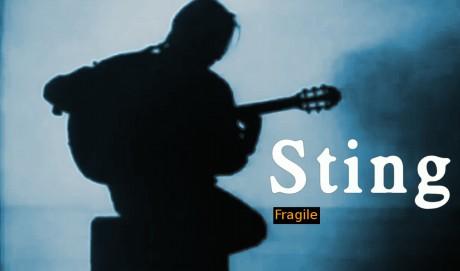 sting, fragile