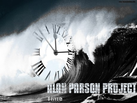 alan parson project, time