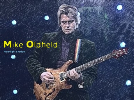 mike oldfield, moonlight shadow