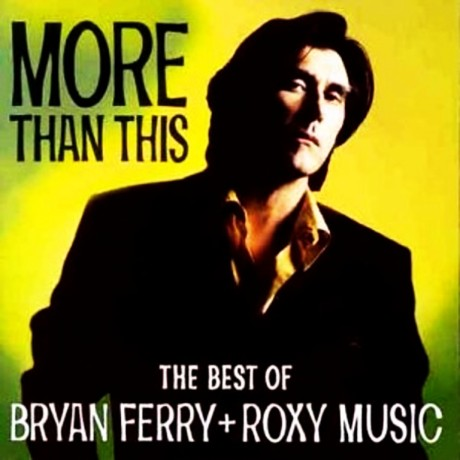 roxy music, more than this