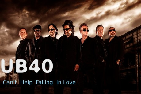 ub40, cant help falling in love