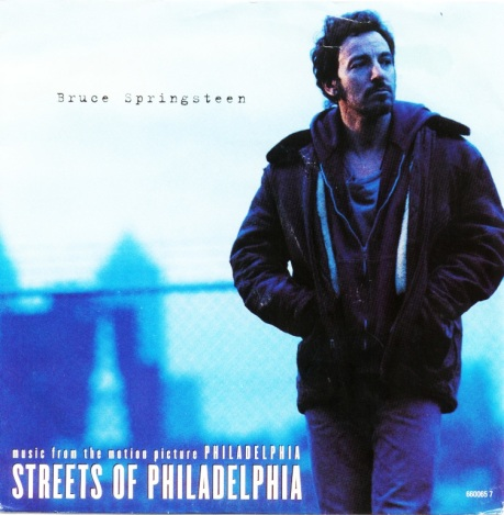 bruce springsteen, street of philadelphia