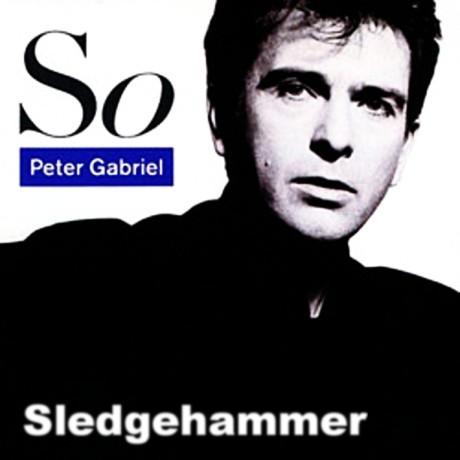 peter gabriel, sledgehammer