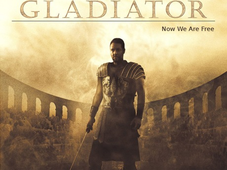 films soundtrack, gladiator