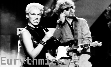 eurythmics, Here Comes The Rain Again