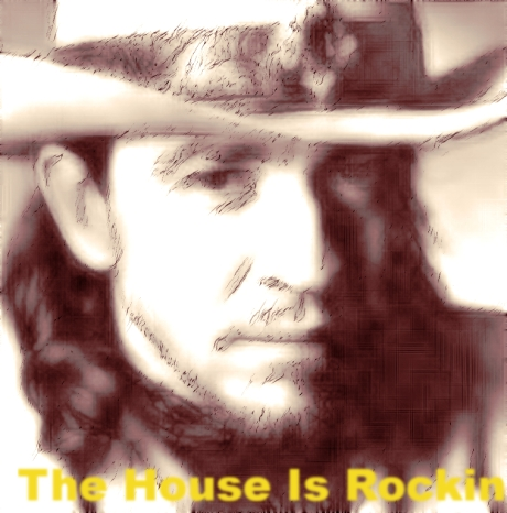 stevie ray vaughan, the house is rockin