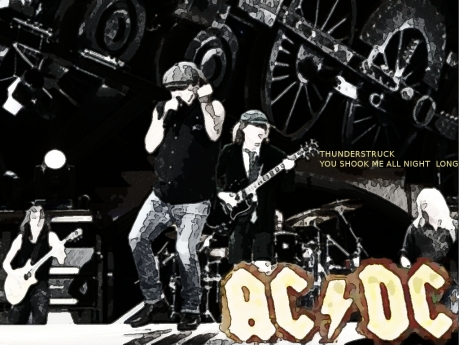 ac dc, selection