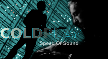coldplay, speed of sound