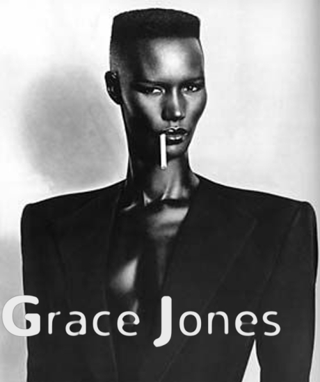 grace jones, podcast
