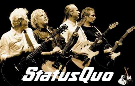 whatever you want, status quo