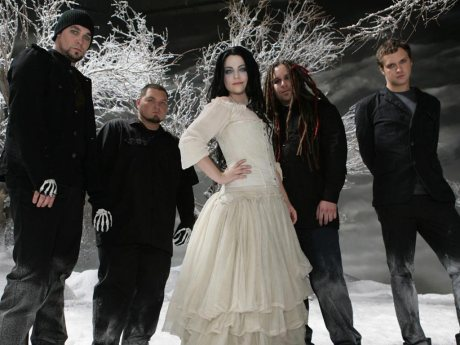 evanescence, podcast