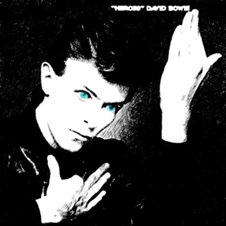 david bowie, heroes