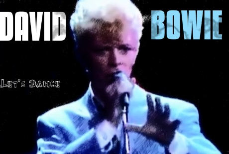 david bowie, lets dance