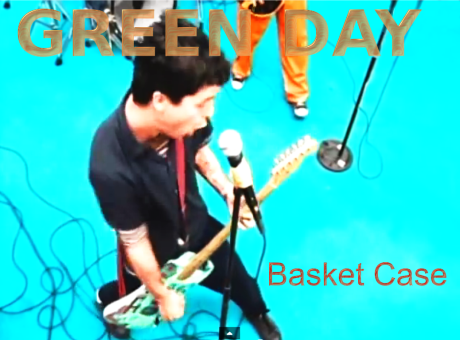 green day, basket case