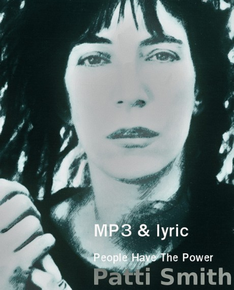 patti smith, mp3