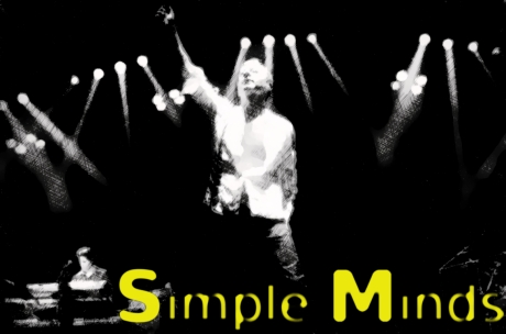 Alive And Kicking, simple minds