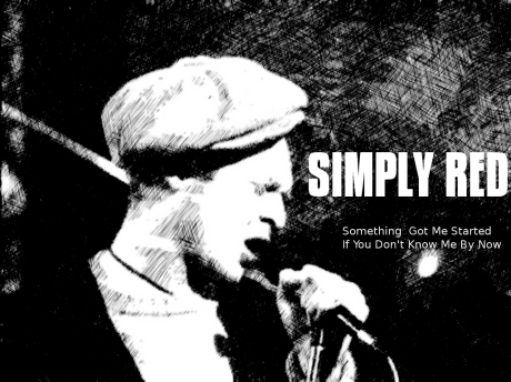 simply red, collection