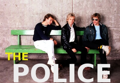 the police, I cant Stand Losing You
