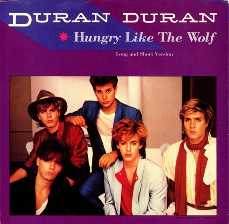 hungry like the wolf, podcast