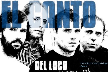el canto loco, music collection