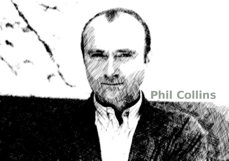 phil collins, podcast