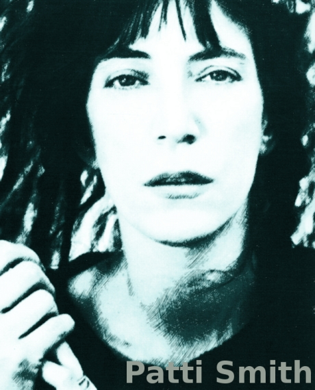 patti smith, podcast