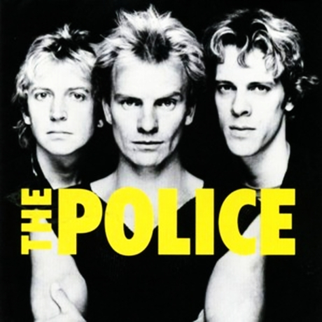 the police, Walking On The Moon