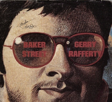 gerry rafferty, right down the line