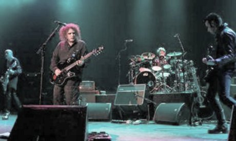 the cure, friday im in love