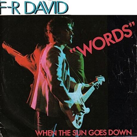 f-r-david, words