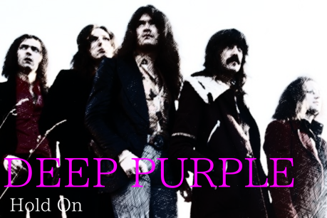 deep purple hold on