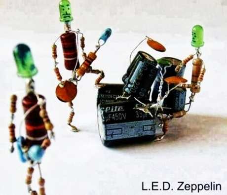 led zeppelin, black dog