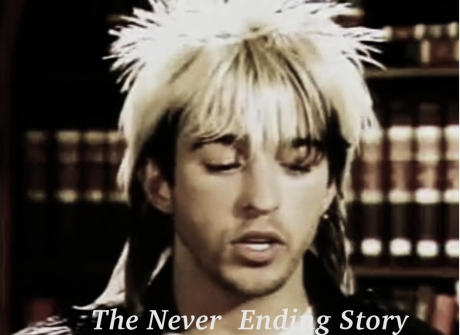 limahl, The Never Ending Story
