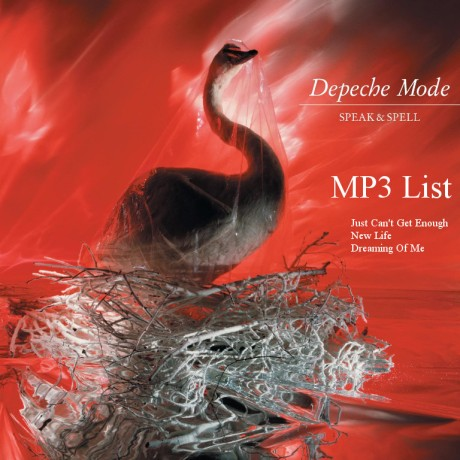 depeche mode, speak and spell, mp3 list