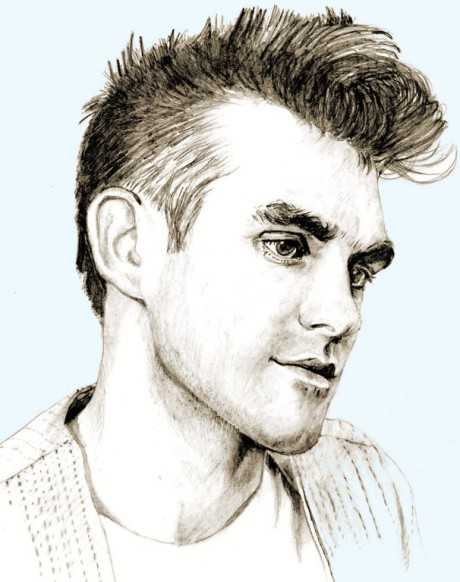 morrissey, the more you ignore me the closer I get