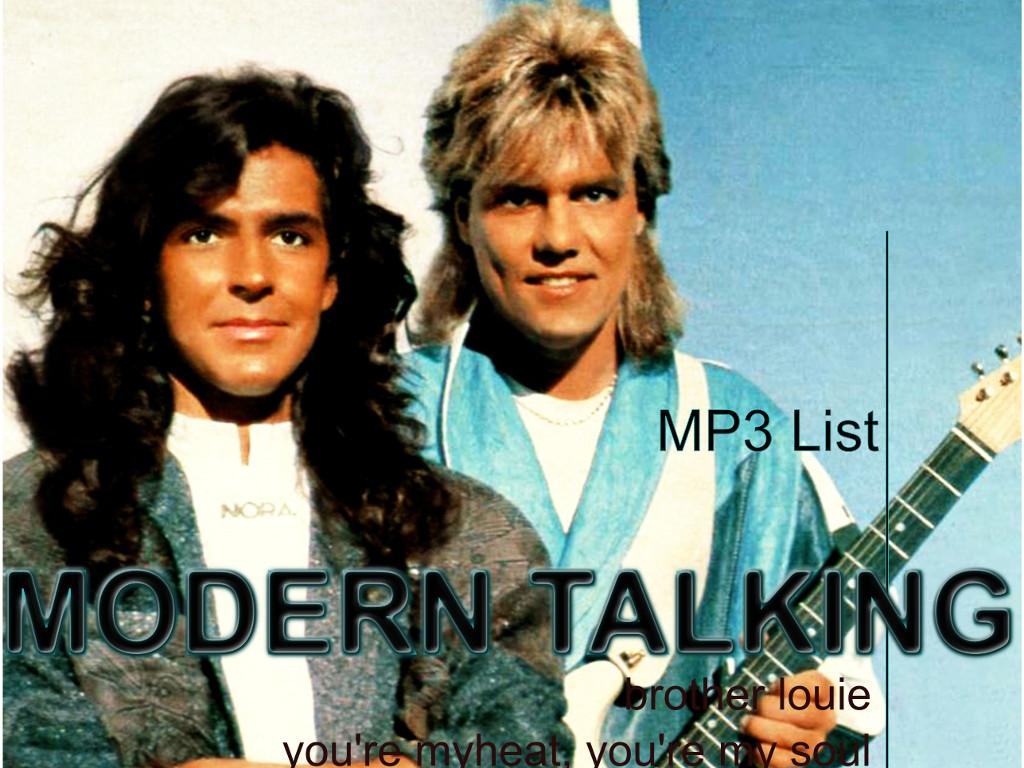 Modern Talking Blog Music Radio