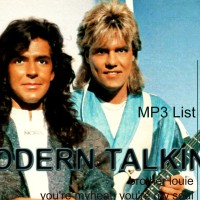 modern talking, mp3
