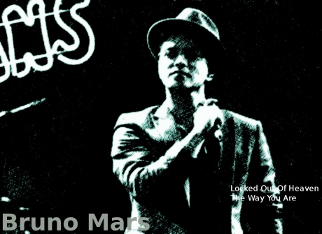 bruno mars, collection