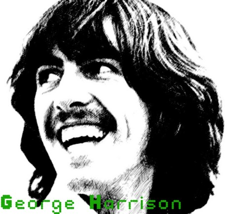 george harrison, something
