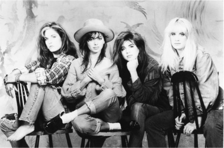 the bangles, eternal flame