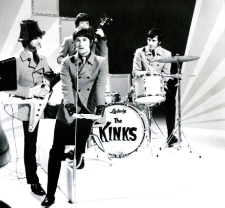 the kinks, All Day and All Of the Night