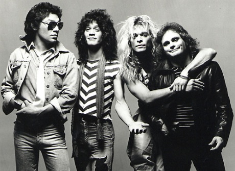 van halen, Girl You Really Got Me Going