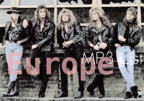 europe, mp3