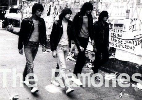 the ramones, Rockaway Beach