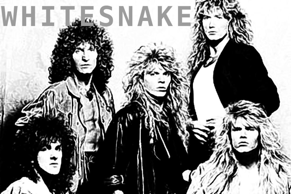 whitesnake, music and lyrics
