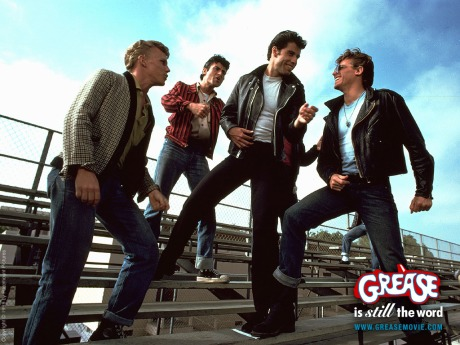 films grease, podcast