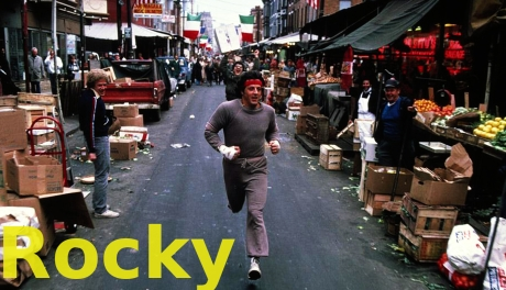films rocky, podcast