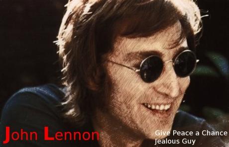 john lennon, collection